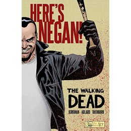 The Walking Dead: Here's Negan HC (Image)