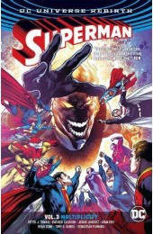 Superman Rebirth Vol 3: Multiplicity TPB (DC)
