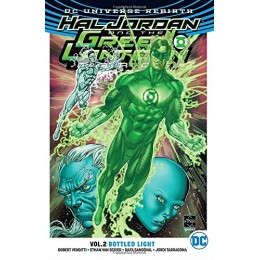 Hal Jordan and The Green Lantern Corps Rebirth Vol 2: Bottled Light TPB (DC)