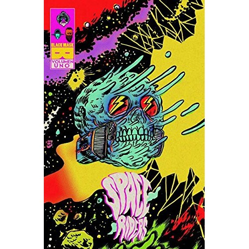 Space Riders Vol 1: Vengeful Universe TPB (Black Mask)