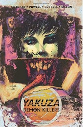 Yakuza Demon Killers TPB (IDW)