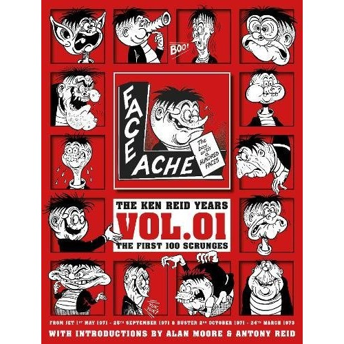 Faceache Vol 1: The First Hundred Scrunges TP (Rebellion)