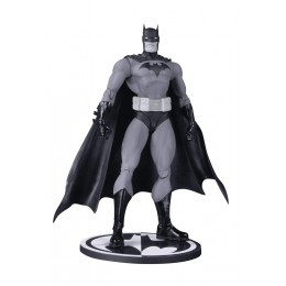 Batman Hush Black And White By Jim Lee Action Figure