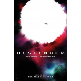 Descender Vol 6: The Machine War TP (Image)
