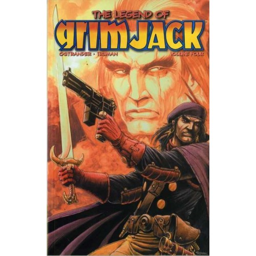 The Legend Of Grim Jack Vol 4 TP