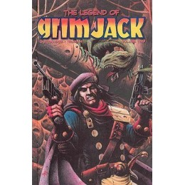 The Legend Of Grim Jack Vol 2 TP