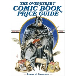 The Overstreet Comic Price Guide