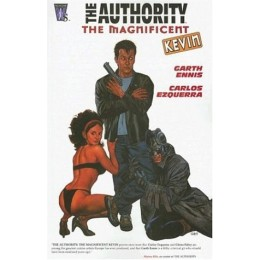 The Authority Vol 2 : The Magnificent Kevin TP