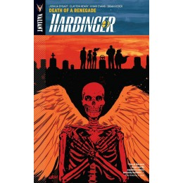 Harbinger Vol 5: Death Of A Renegade TP (Valiant)