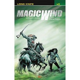 Magic Wind Vol 5: Long Knife TPB (Epicenter Comics)