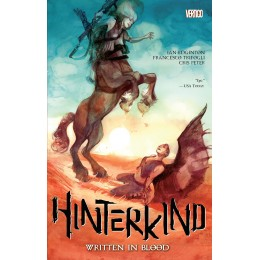 Hinterkind Vol 2: Written In Blood TP