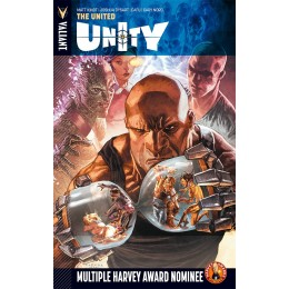 Unity Vol 4: The United TPB (Valiant)