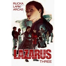 Lazarus Vol 3: Conclave TPB (Image)- Out of Stock