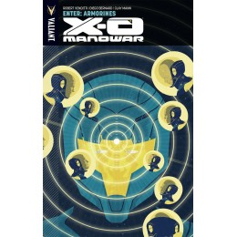 X-O Manowar Vol 8: Enter Armorines TP