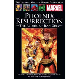 MARVEL Ultimate Graphic Novels Collection 243 HC Phoenix Resurrection: The Return Of Jean Grey