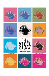 Steel Claw: The Invisible Man TP