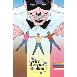 Ice Cream Man Vol 2: Strange Neapolitan TP (Image)