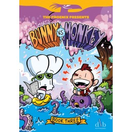 Bunny vs Monkey Book Three TPB (David Fickling Books)