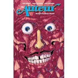 The Auteur Book 2: Sister Bambi (Oni)