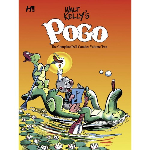 Walt Kelly's Pogo: The Complete Dell Comics Volume 2 HC