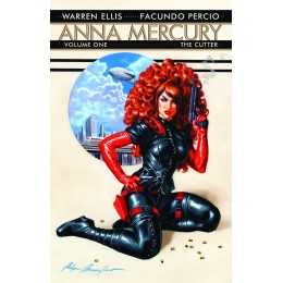 Anna Mercury Volume 1: The Cutter TP