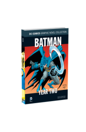 DC Graphic Novel Collection: Volume 144: Batman Year Two (Hardcover)