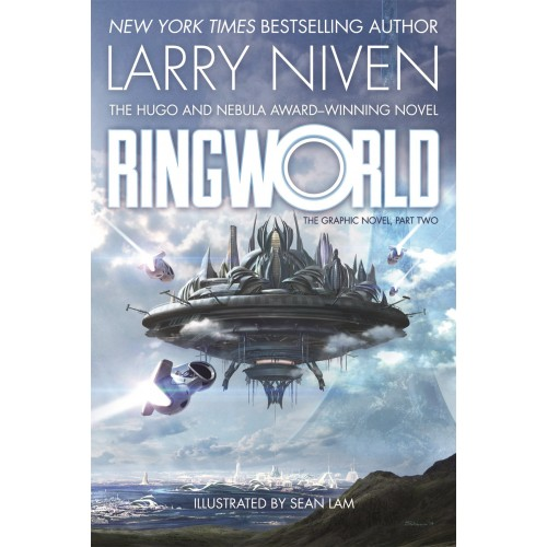 Ringworld: The Graphic Novel Part Two TPB (Tor/Seven Seas)