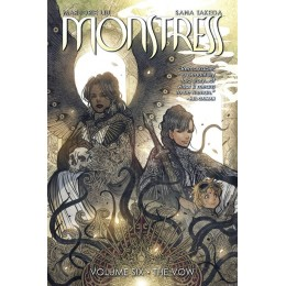 Monstress, Volume 6: The Vow TP