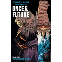 Once & Future Vol. 3 TP