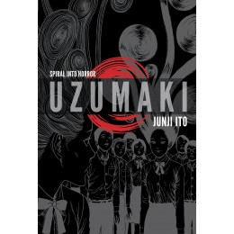 Uzumaki (3-in-1,Deluxe Edition ): Includes vols. 1, 2 & 3