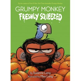 Grumpy Monkey Freshly Squeezed: A Graphic Novel Chapter Book Hardcover
