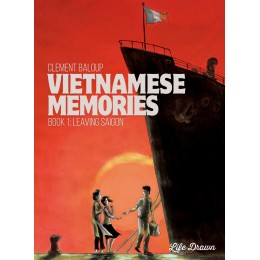 Vietnamese Memories Book 1: Leaving Saigon TP (Humanoids)