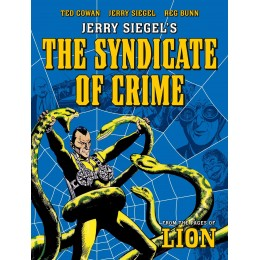 Jerry Siegel's Syndicate of Crime Paperback