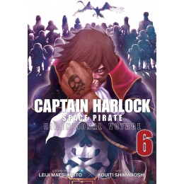 Captain Harlock: Dimensional Voyage Vol 6