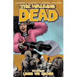 The Walking Dead Vol 29: Lines We Cross TPB (Image)
