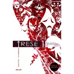 Trese Vol 1: Murder on Balete Drive
