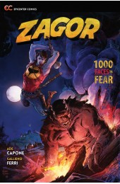 Zagor: 1000 Faces of Fear TPB (Epicenter Comics)