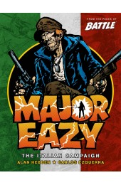 Major Eazy Vol. 1: The Italian Campaign Paperback