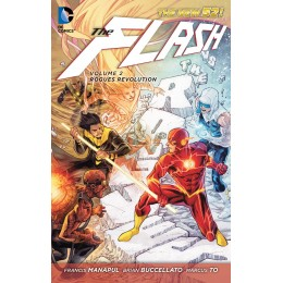 The Flash Vol 2: Rogues Revolution HC (DC)