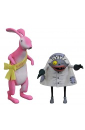The Nightmare Before Christmas Select: Easter Bunny & Igor A/F 2 Pack