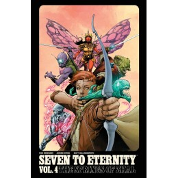 Seven to Eternity Volume 4: The Springs of Zhal TP