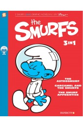 The Smurfs 3-in-1 #3: The Smurf Apprentice, The Astrosmurf, and The Smurfnapper
