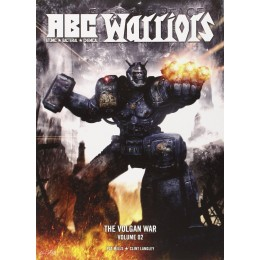 ABC Warriors: The Volgan War Vol 2 TPB (2000AD)