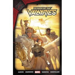 King in Black: Return of the Valkyries TP