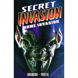 Secret Invasion: Home Invasion TPB (Marvel)
