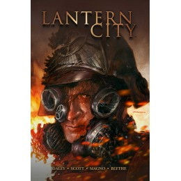 Lantern City Vol 3 HC (Archaia)