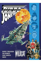 Wildcat Vol 01: Turbo Jones TP (Rebellion)
