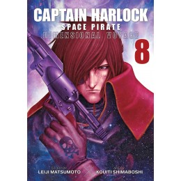 Captain Harlock: Dimensional Voyage Vol 8