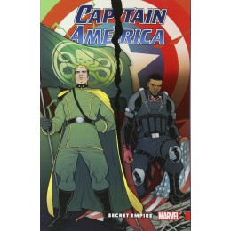Captain America: Secret Empire TPB (Marvel)