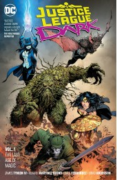 Justice League Dark Vol 1: The Last Age Of Magic TP (DC)